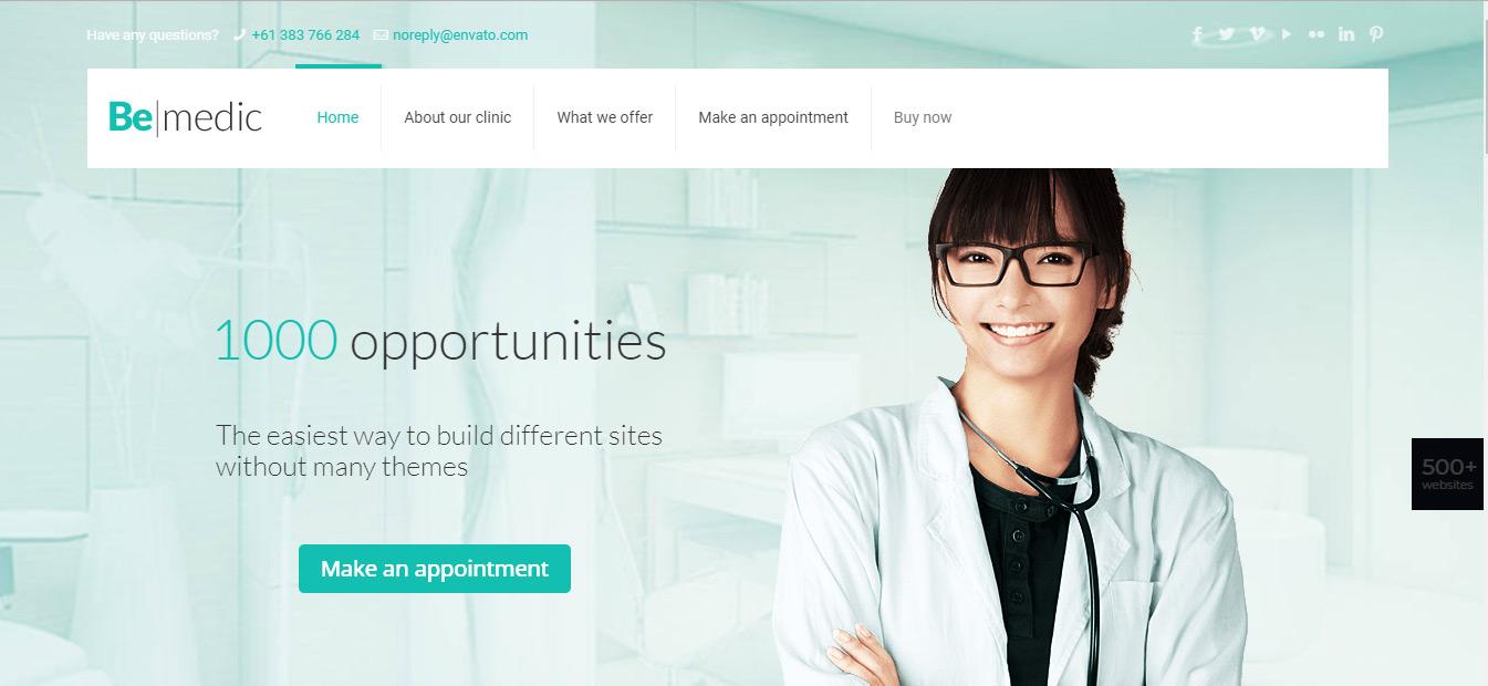 طراحی وب سایت مراکز تحقیقاتی